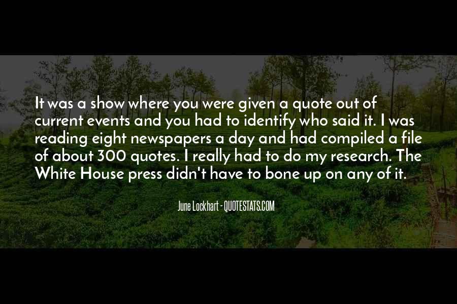 The White Bone Quotes #836776