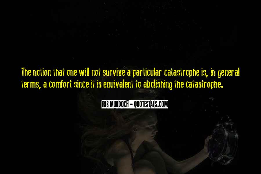 The Will To Survive Quotes #208286