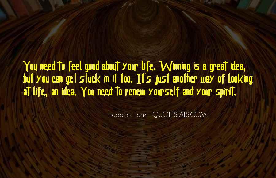 The Winning Spirit Quotes #1129346
