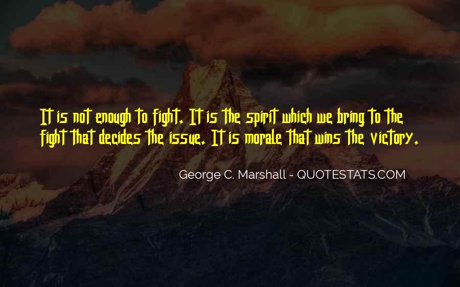 The Winning Spirit Quotes #1179118