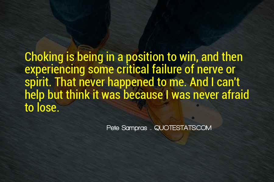 The Winning Spirit Quotes #1248342
