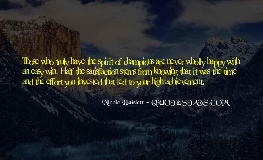 The Winning Spirit Quotes #1461218