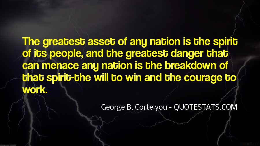 The Winning Spirit Quotes #1835656