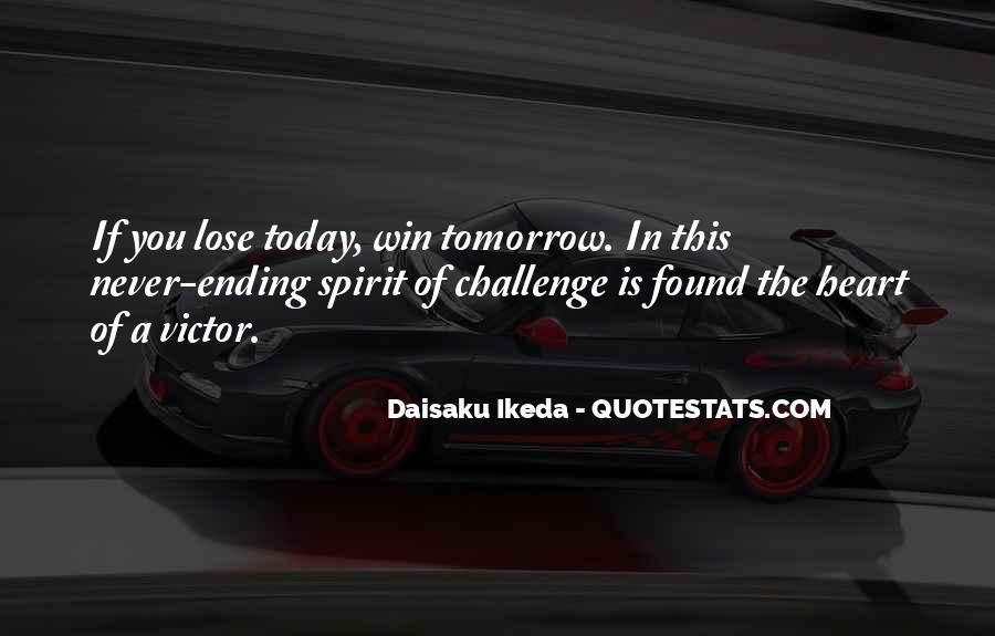 The Winning Spirit Quotes #464619