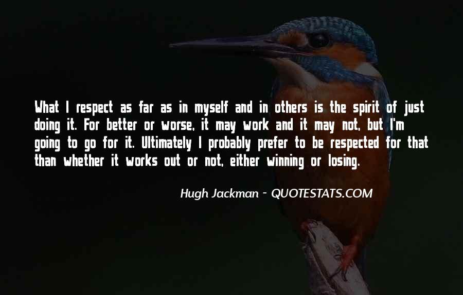 The Winning Spirit Quotes #726201