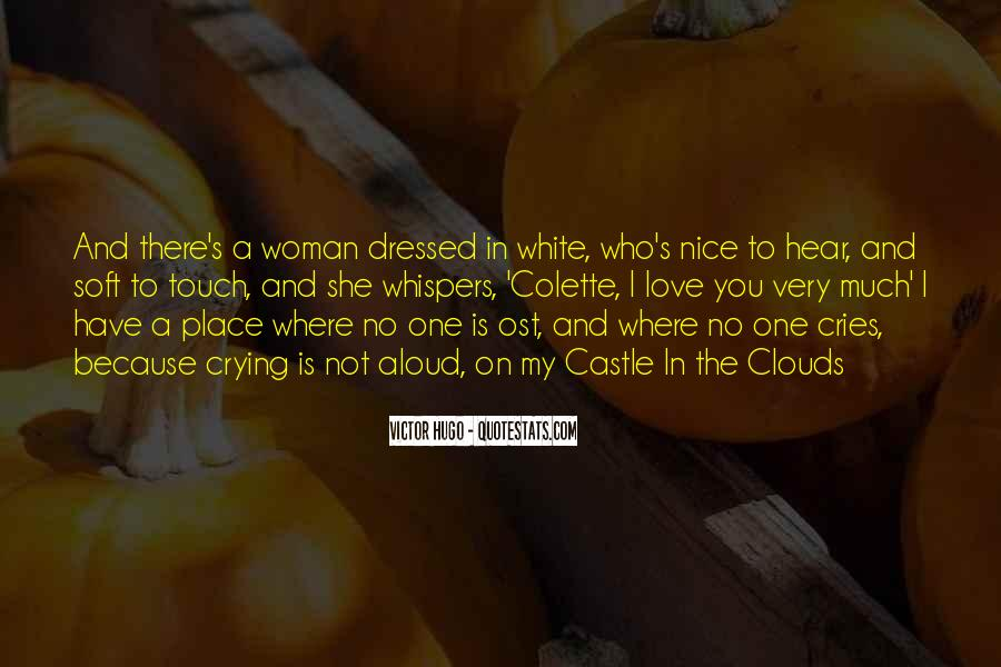 The Woman In White Love Quotes #465893