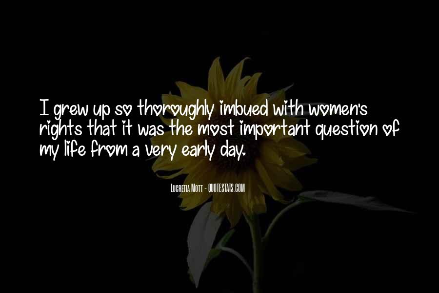 The Women's Day Quotes #494862