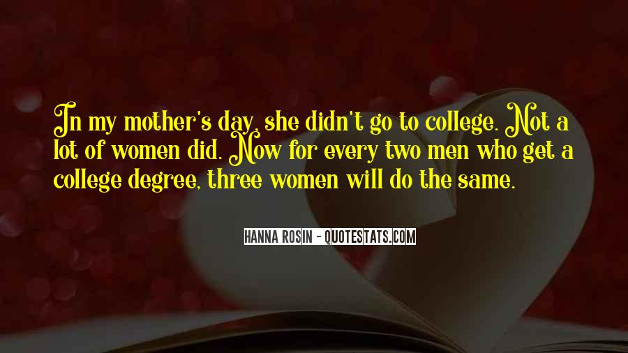 The Women's Day Quotes #97321