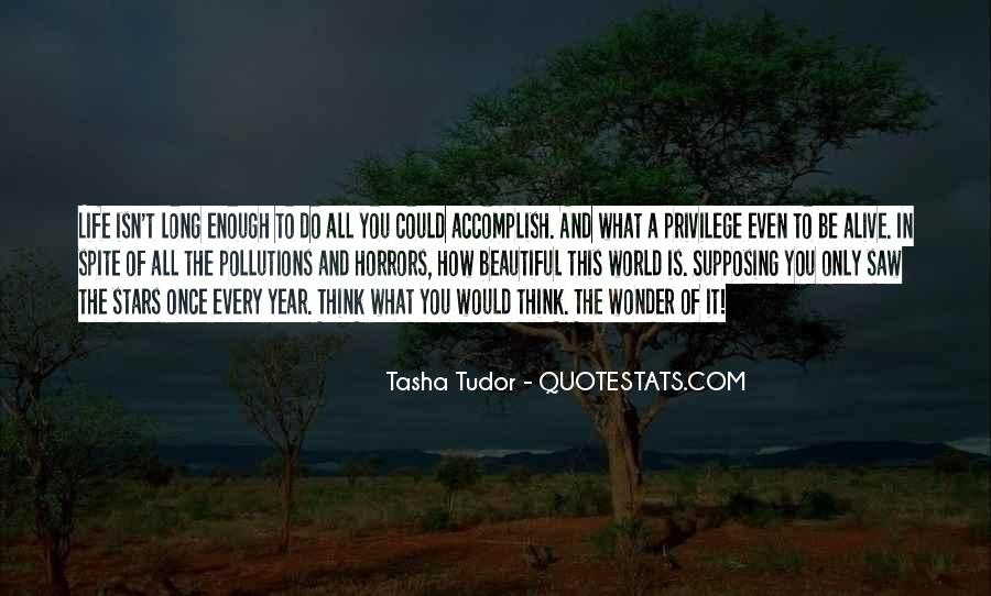 The Wonder Of It All Quotes #418009
