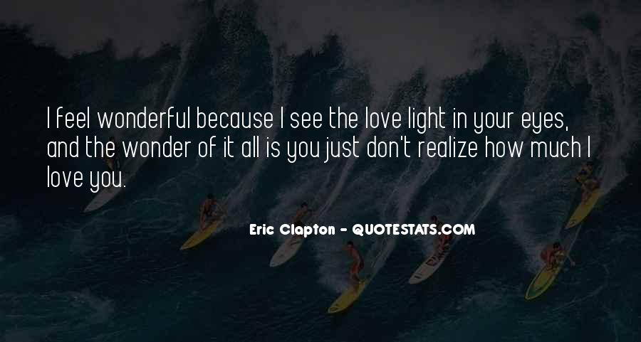 The Wonder Of It All Quotes #543373