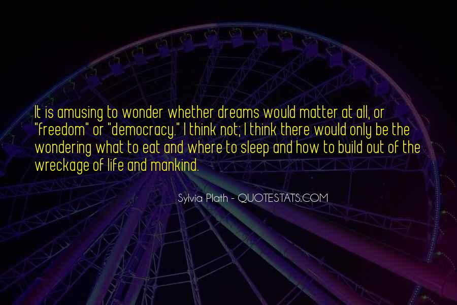The Wonder Of It All Quotes #673594