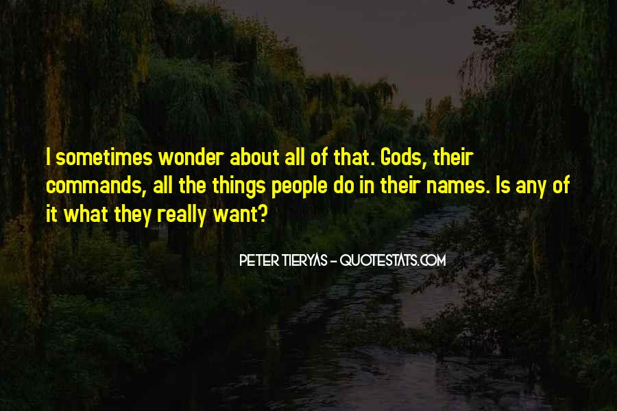The Wonder Of It All Quotes #799894