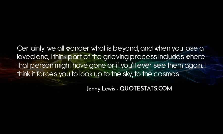 The Wonder Of It All Quotes #831193