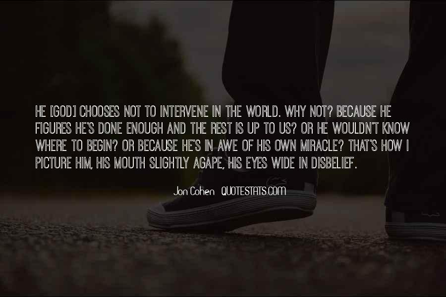 The World Is Not Enough Quotes #1809