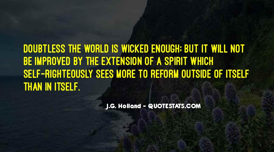The World Is Not Enough Quotes #800682