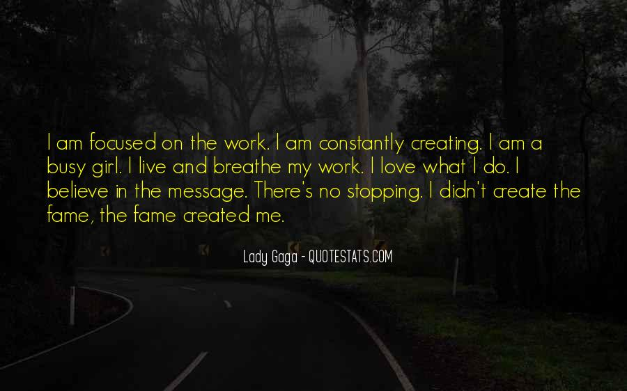 Quotes About Stopping To Breathe #537885