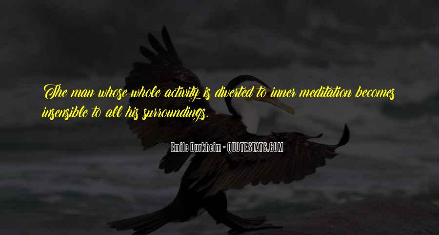 Quotes About Emile Durkheim #1225578