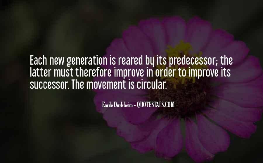 Quotes About Emile Durkheim #1323371