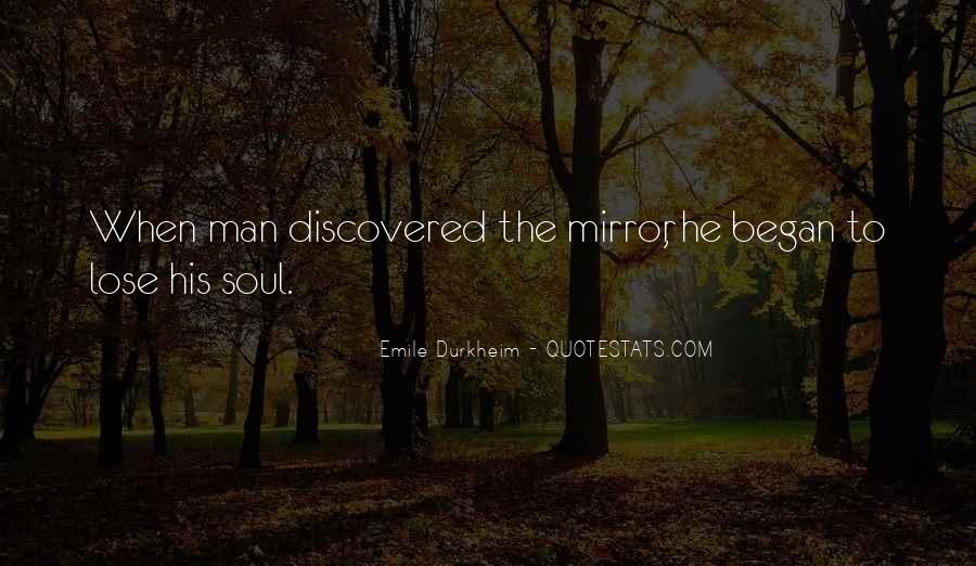 Quotes About Emile Durkheim #1542901