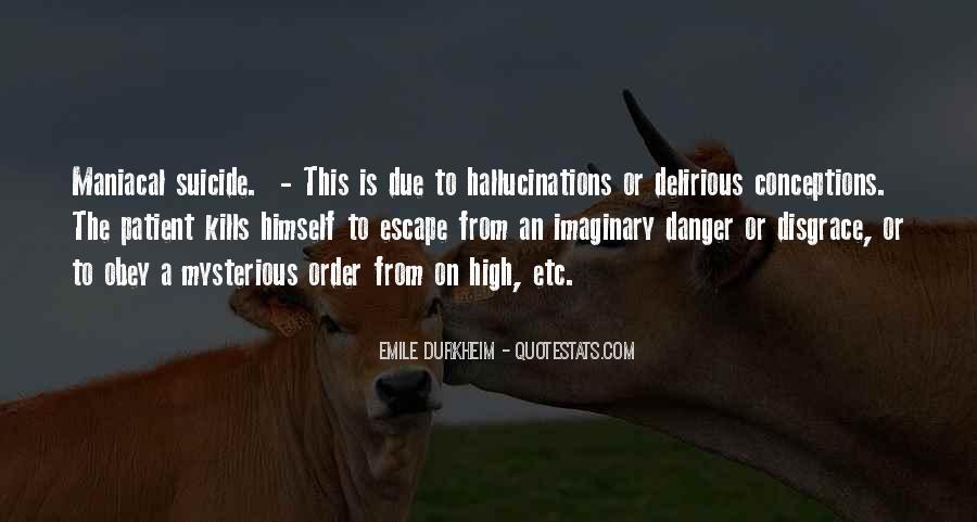 Quotes About Emile Durkheim #1551729