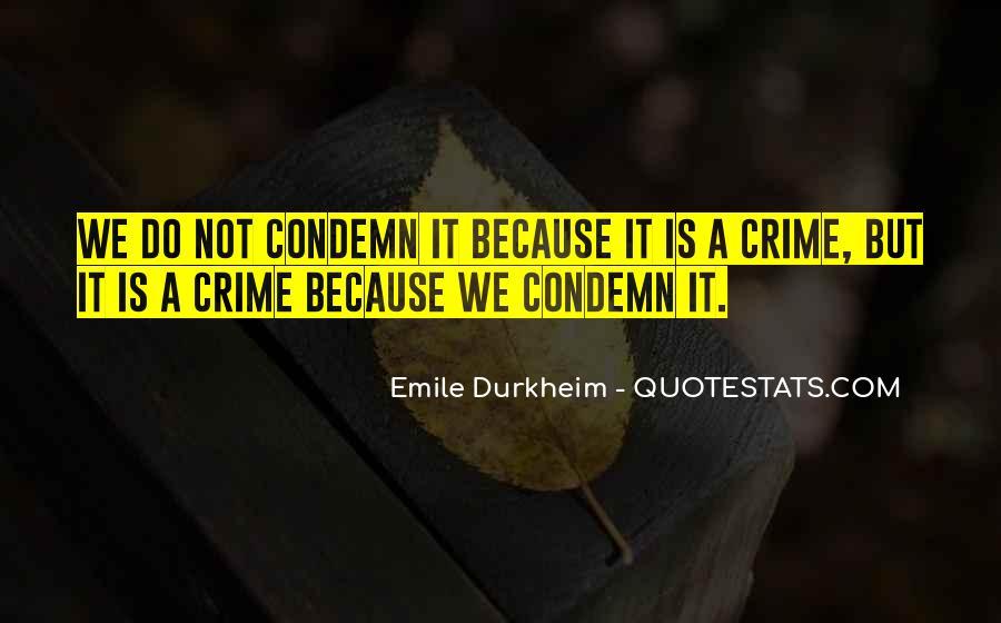 Quotes About Emile Durkheim #1724904