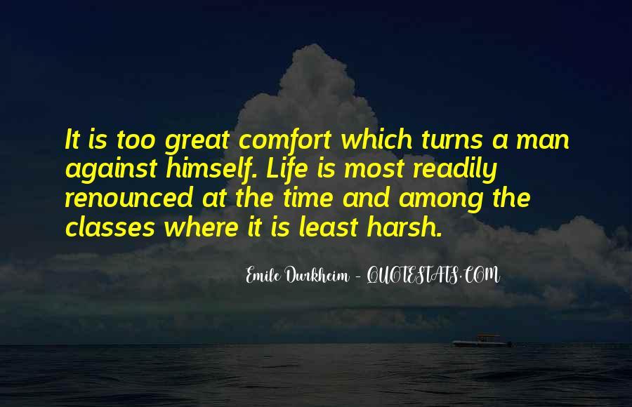 Quotes About Emile Durkheim #1770260