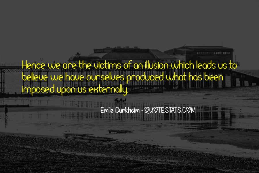 Quotes About Emile Durkheim #1817098