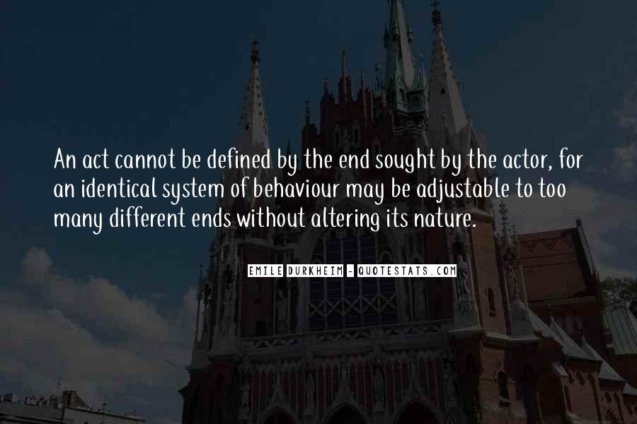 Quotes About Emile Durkheim #269785