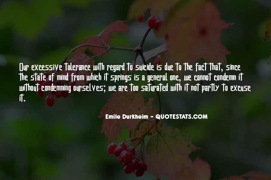 Quotes About Emile Durkheim #357449