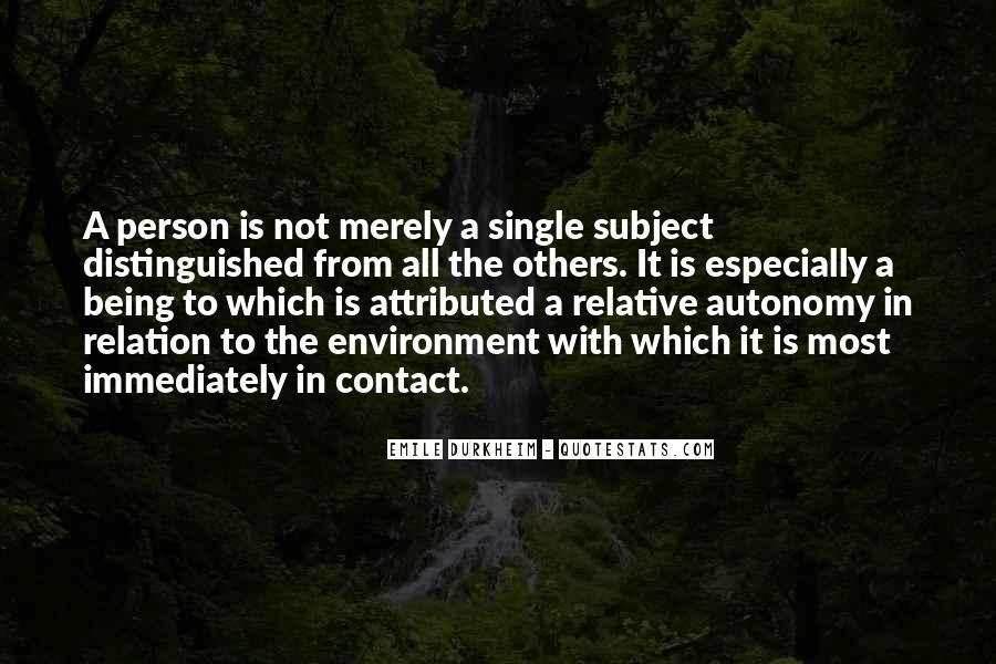 Quotes About Emile Durkheim #551565