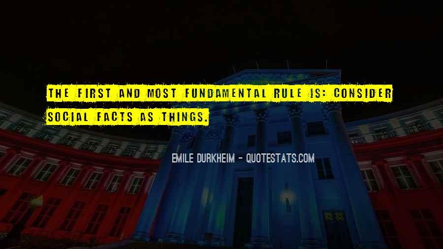 Quotes About Emile Durkheim #561576