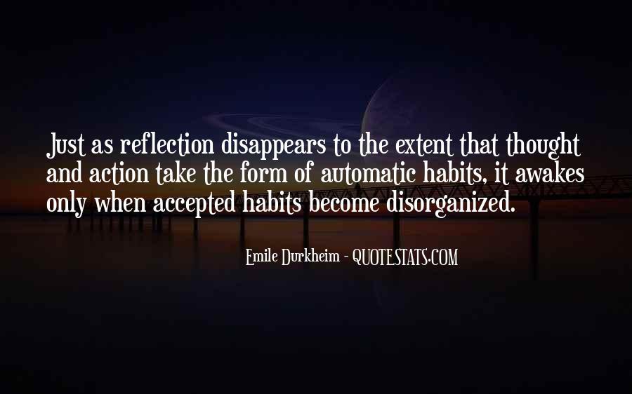 Quotes About Emile Durkheim #611725