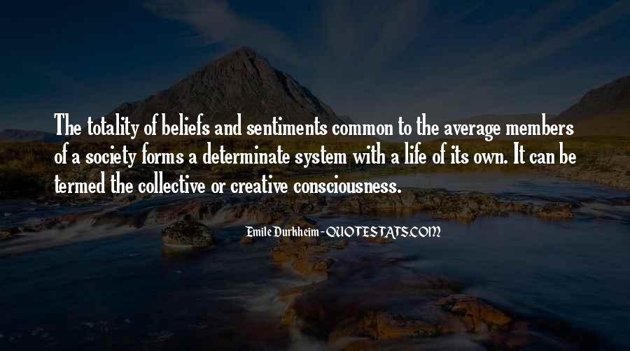 Quotes About Emile Durkheim #675809