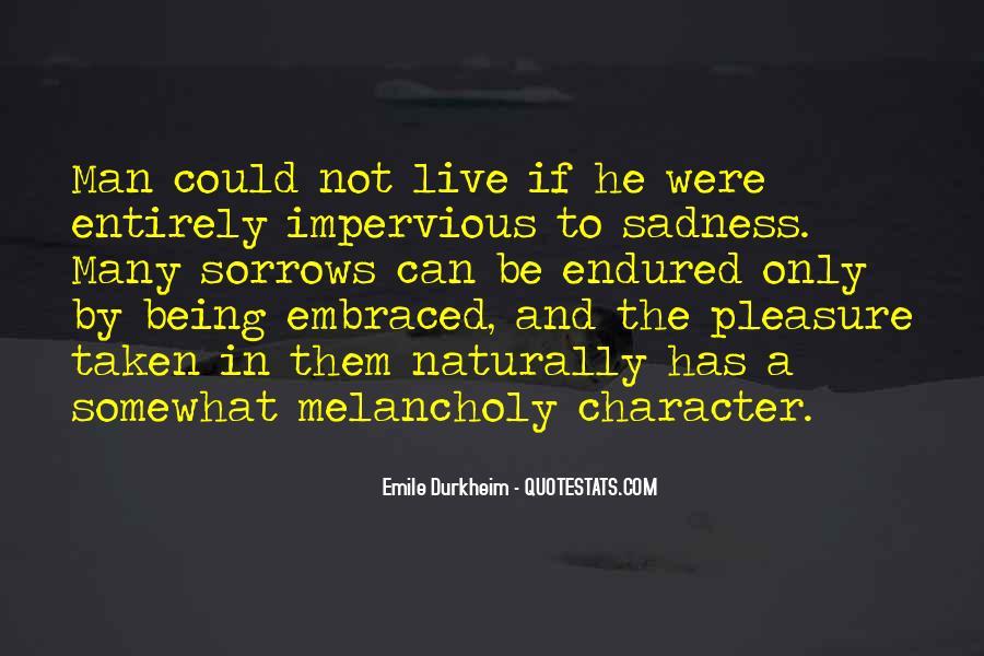 Quotes About Emile Durkheim #690226