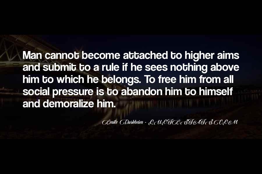 Quotes About Emile Durkheim #838475