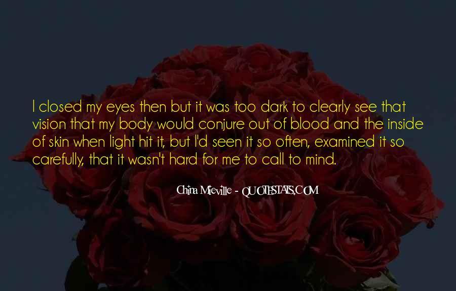 Then It Hit Me Quotes #1213368
