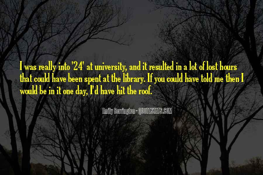 Then It Hit Me Quotes #1558384