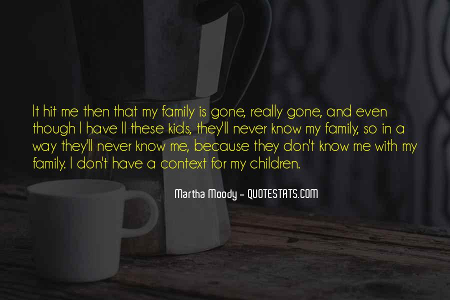 Then It Hit Me Quotes #415552