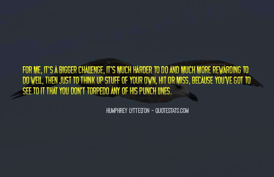 Then It Hit Me Quotes #440342