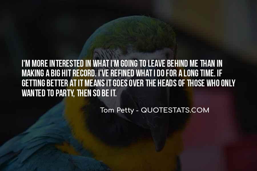 Then It Hit Me Quotes #855409