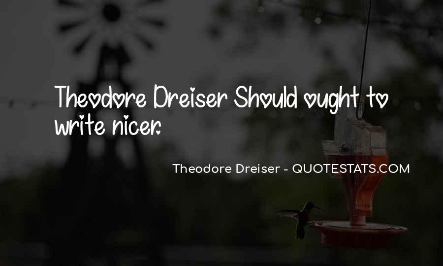 Theodore Quotes #19391