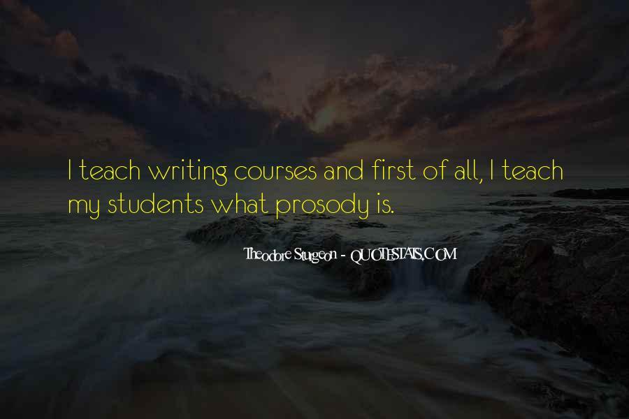 Theodore Quotes #51188