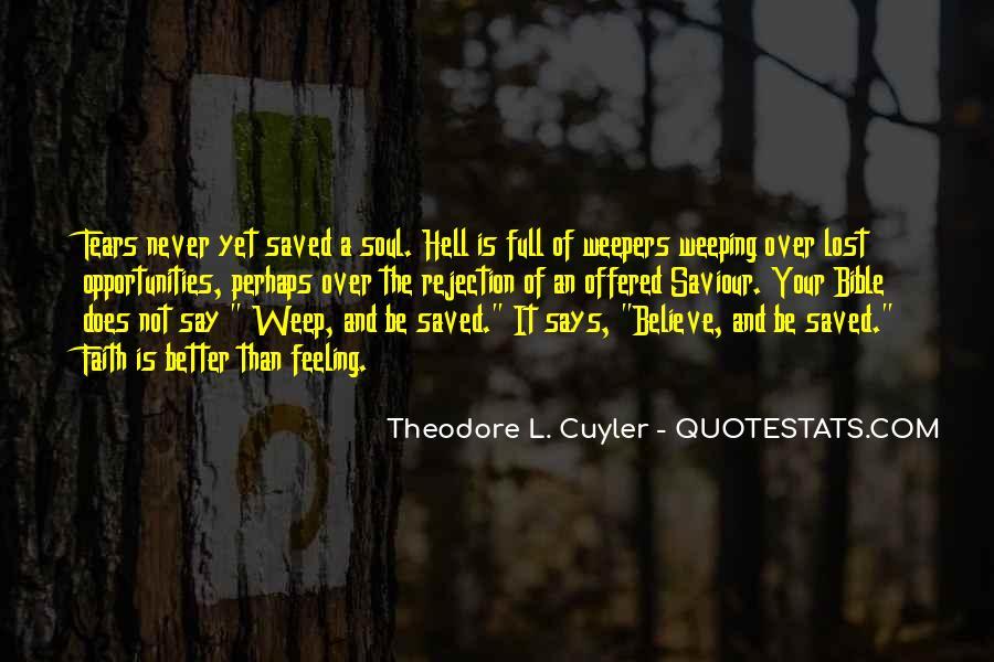 Theodore Quotes #60166