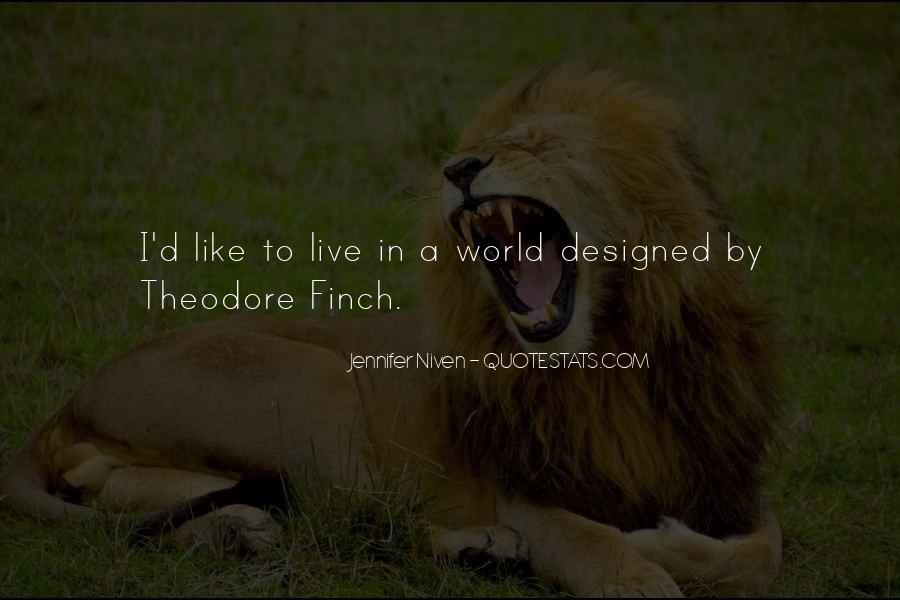 Theodore Quotes #60501