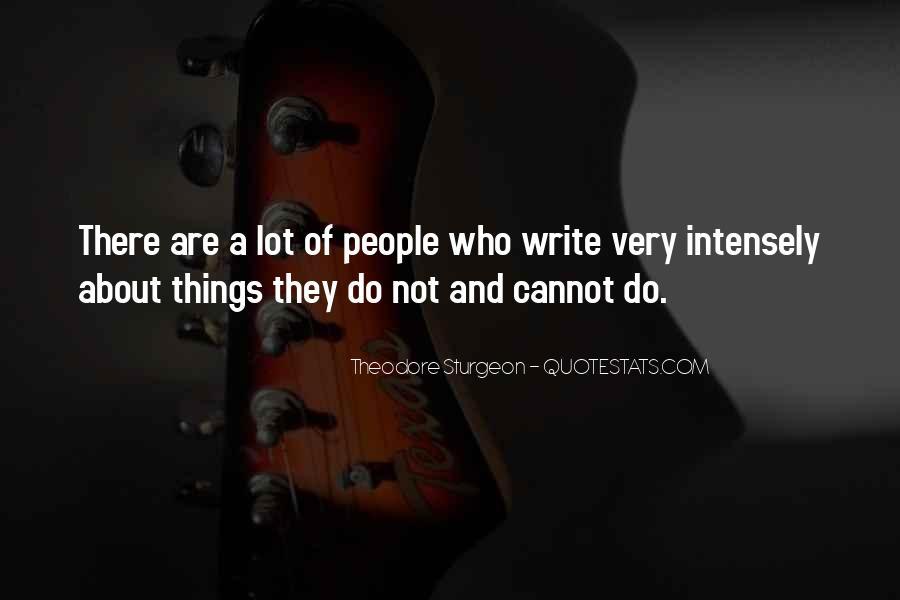 Theodore Quotes #79041