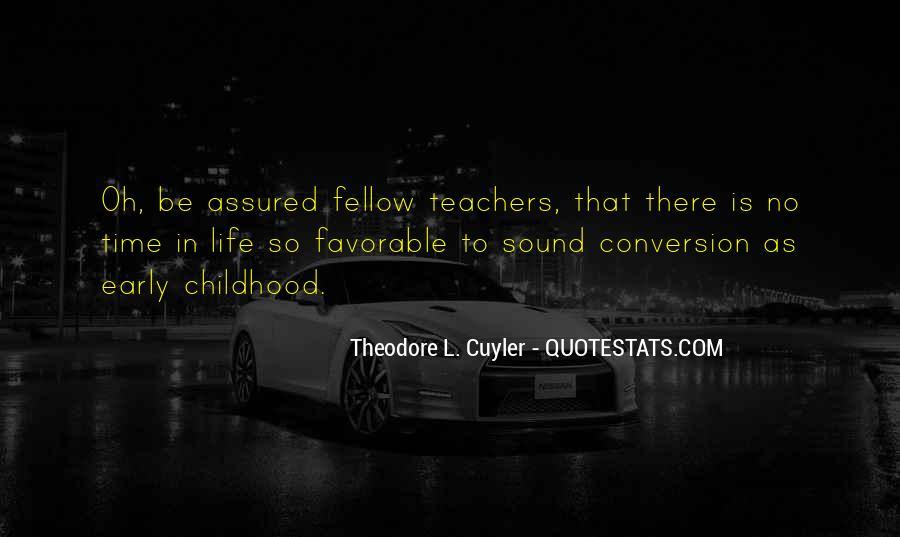 Theodore Quotes #94558