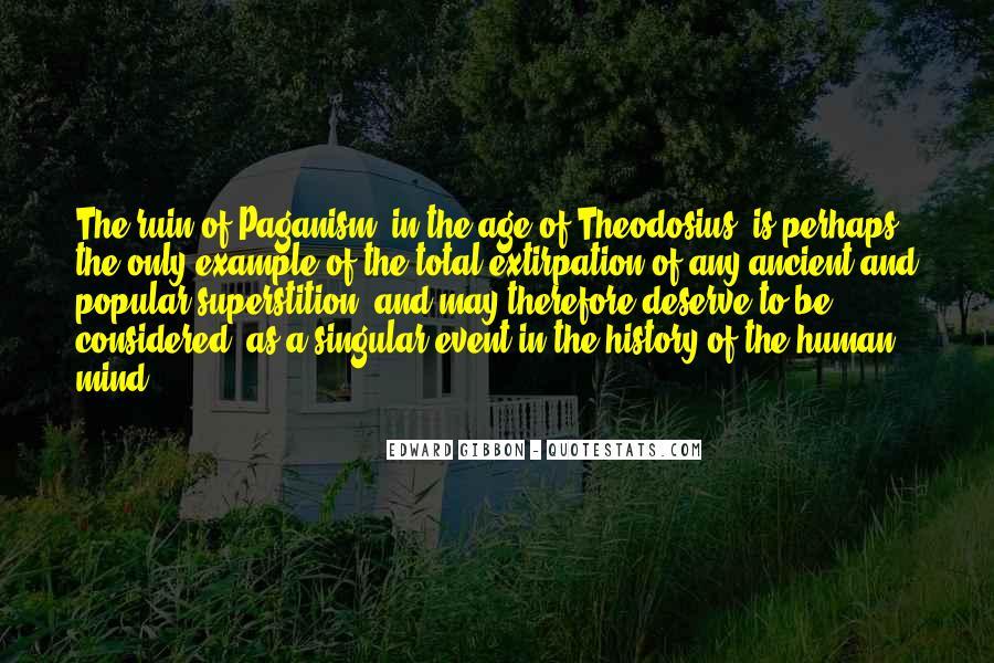 Theodosius Quotes #1236332