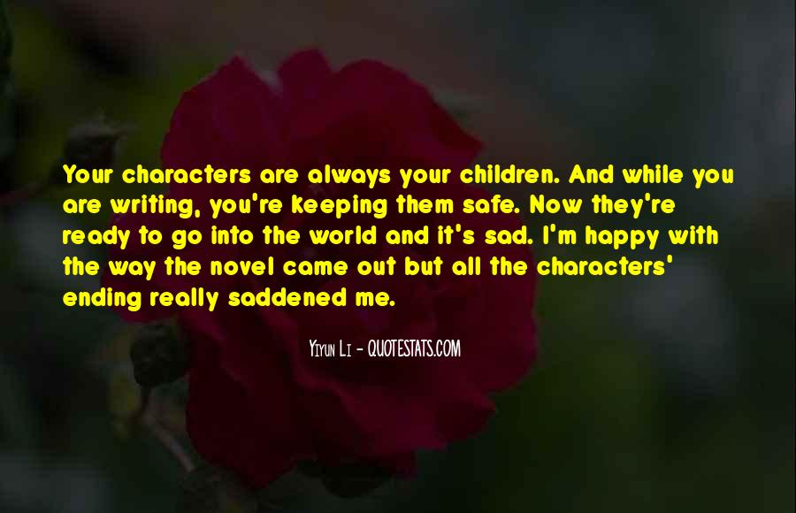There Is Always A Happy Ending Quotes #1078329