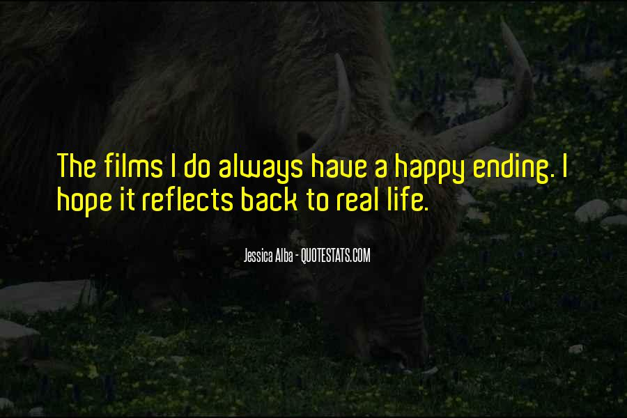 There Is Always A Happy Ending Quotes #1833311
