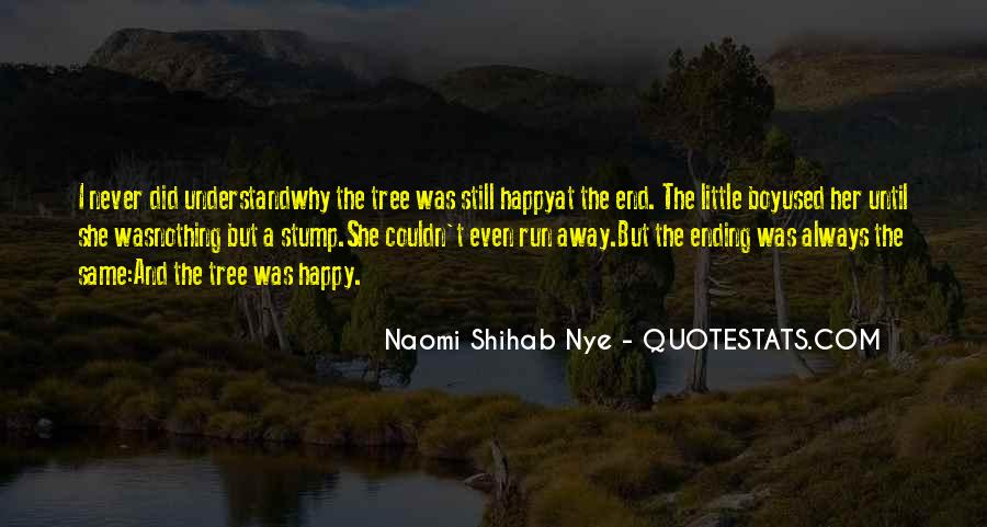 There Is Always A Happy Ending Quotes #242433